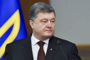 Порошенко предложил украинцам самим разобраться с Донбассом