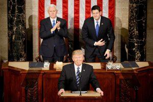 Что пообещал Трамп в своем первом выступлении перед конгрессом
