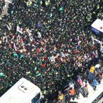 Между полицией и сторонниками Пак Кын Хе начались столкновения