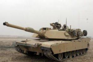 Пентагон признал танки Abrams устаревшими