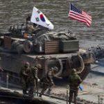США и Южная Корея начали учения Foal Eagle