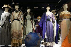 В Музее Москвы открылась выставка «Мода и Революция»