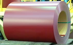 Рулонная сталь с полимерным покрытием – применение