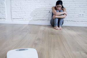 Нехватка веса связана с развитием депрессии