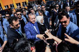 Эрдоган меняет систему под себя