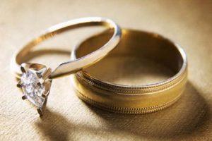 Золотое кольцо. Как правильно выбрать форму золотого кольца