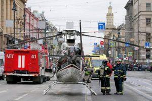 Петербургского смертника перед терактом депортировали из Турции