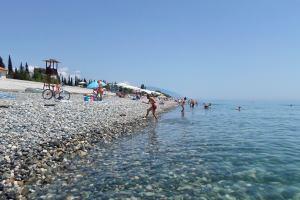Ростуризм напоминает о бесплатных пляжах в Сочи