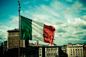 Италия приостановила действие Шенгенского договора