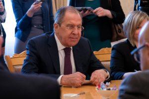 Белый дом подтвердил встречу Трампа и Лаврова