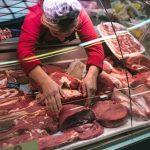 Россельхознадзор начал окрашивать зеленкой контрабандное мясо из Белоруссии