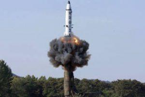 Ракета КНДР упала в пределах экономической зоны Японии