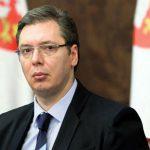 Александр Вучич вступил в должность президента Сербии