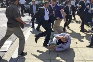 В США полиция выдала ордеры на арест охранников президента Турции