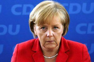 Меркель дала слово одержать победу над терроризмом