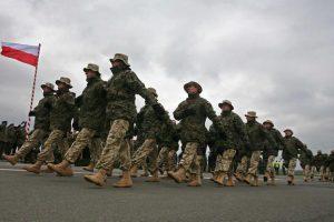 В Совфеде пригрозили ответными мерами на возможное усиление НАТО в Польше