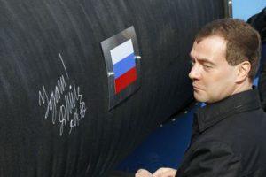 Еврокомиссия начнет переговоры с Россией о второй ветке «Северного потока»