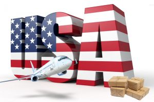 Качественная доставка из США