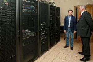 В Хабаровске запустили уникальный вычислительный комплекс