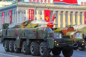 Пхеньян заявил об успешном запуске баллистической ракеты «Хвасон-14»