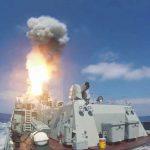 Россия предупредила о новых ракетных пусках у Сирии