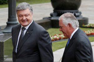 Госсекретарь привез в Киев нового представителя администрации США по украинскому урегулированию