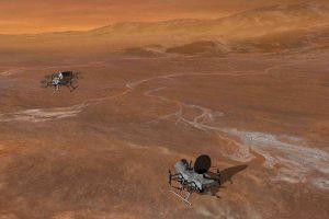 Предложен проект новой миссии для исследования спутника Сатурна Титана