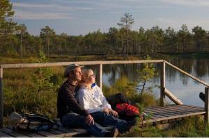 Эстония приглашает туристов уединиться