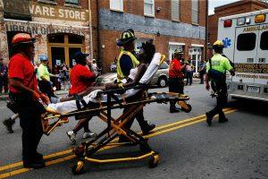 Столкновения в Шарлоттсвилле обострили расовые противоречия в США
