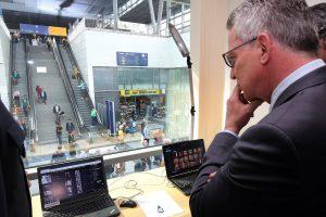 Берлин тестирует новую систему распознавания