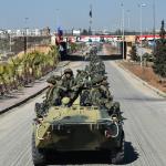 В Сирии заработала третья зона деэскалации
