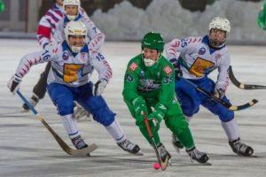 Архангельский «Водник» вместо Кубка мира по бенди сыграет на турнире в Юсдале