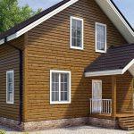 Как сэкономить на строительстве дома из бруса?
