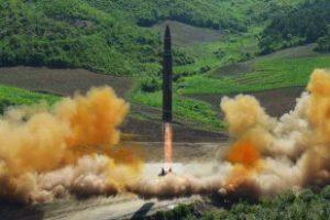 Южная Корея ответила на испытания КНДР пуском ракет