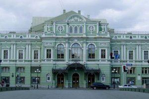 Большой драматический театр имени Товстоногова открывает юбилейный 100-й сезон