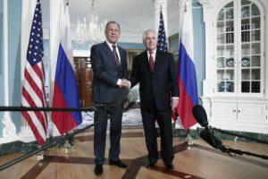 В Госдепе объявили о встрече Лаврова с Тиллерсоном