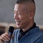 """Китайский художник Цай Гоцян создал полотно """"Река"""""""
