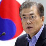 Новый президент Южной Кореи Мун Чжэ Ин ответил на вопросы о тревожной ситуации на Корейском полуострове