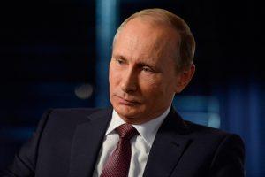 Путин примет участие в Российской энергетической неделе