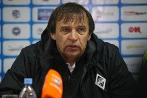 Бородюк предложил Черчесову провести товарищеский матч Казахстан — Россия в ноябре