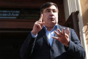 Саакашвили пообещал не устраивать новую революцию на Украине
