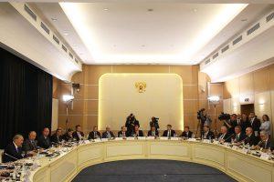 В ФРГ назвали мощным сигналом для экономики встречу бизнесменов с Путиным