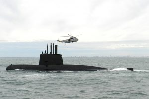 Специалисты ВМФ РФ вылетели в Аргентину на поиски подлодки
