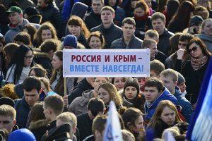 Украинские националисты признали: жителям Крыма лучше в России