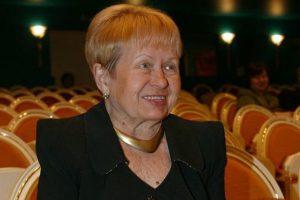 Поздравление Владимира Путина Александре Пахмутовой