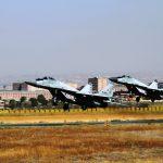 Российские военные летчики провели учения, на которых отрабатывали дозаправку в воздухе
