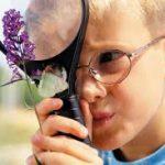 Близорукость: как восстановить зрение у ребенка