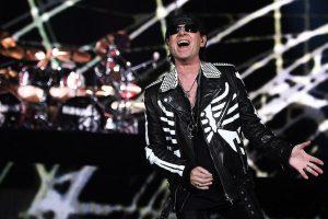 Scorpions выступили в «Олимпийском» в рамках мирового Crazy World Tour