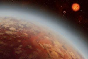 Две суперземли на орбите вокруг звезды K2-18