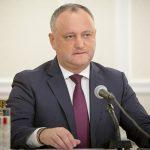 Президент Молдавии повторно отказался назначать новых министров